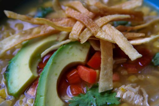 Tortilla Soup (photo by hzaida)