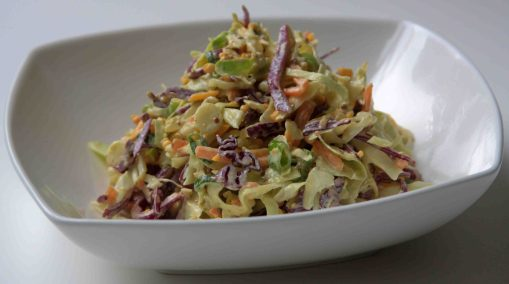 Coleslaw (photo by hzaida)