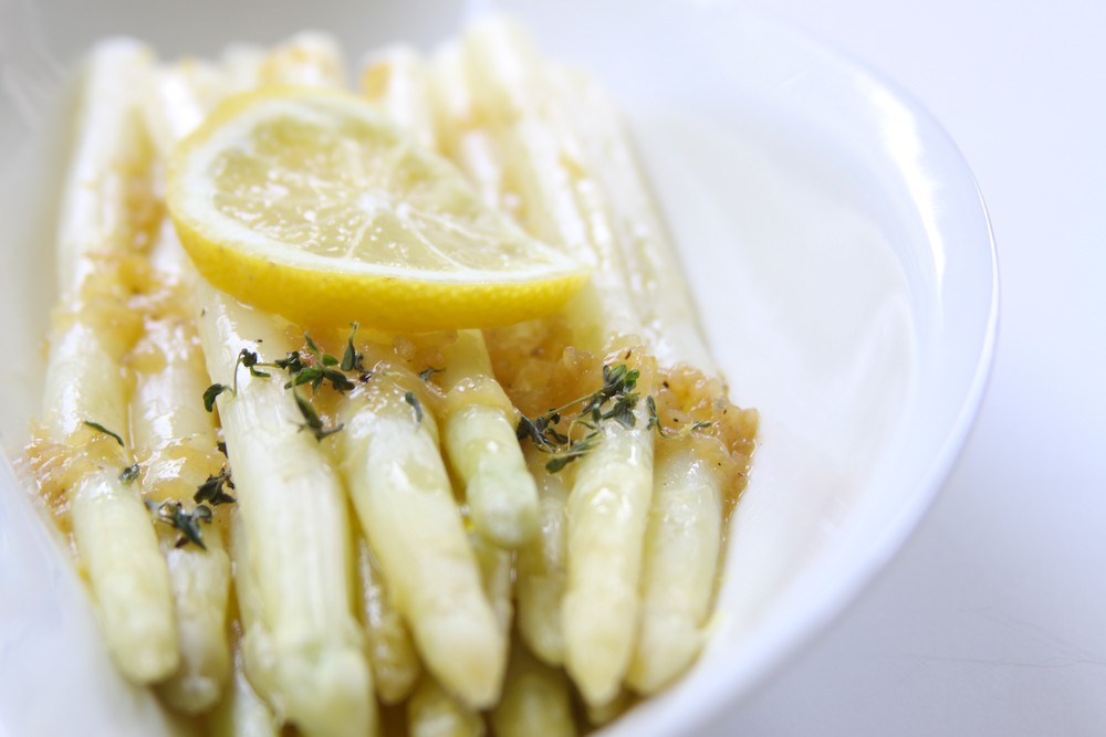 White asparagus recipes